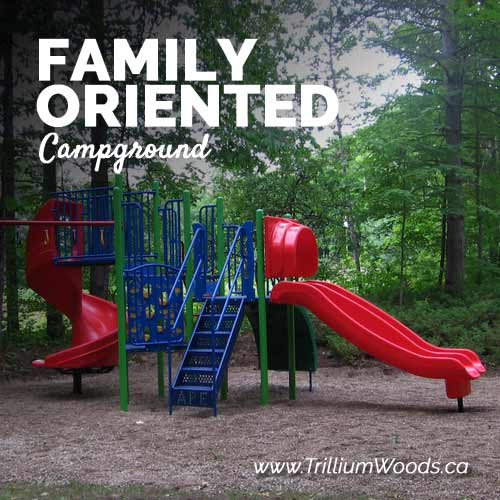 Family Oriented Campground