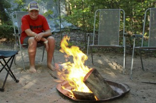 5 Reasons I Enjoyed Staying at Trillium Woods Campground #discoverontario