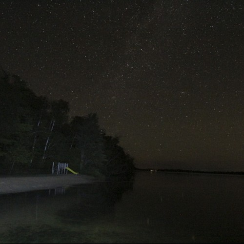 Stargazing near sauble beach ontario 0001